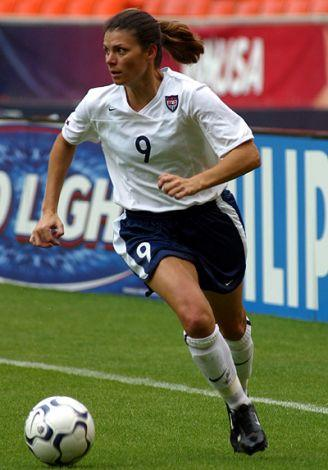 mia hamm Mia hamm timeline made with timetoast's free interactive timeline making  software.