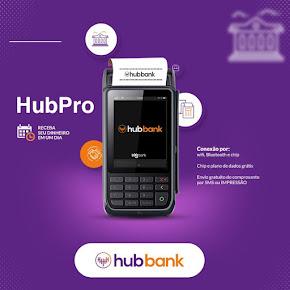 Hub Pro - Melhor taxa do mercado!  *
