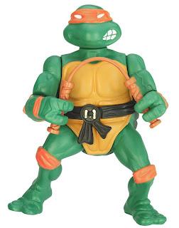 Playmates Teenage Mutant Ninja Turltles TMNT Classic Collection Michelangelo Figure