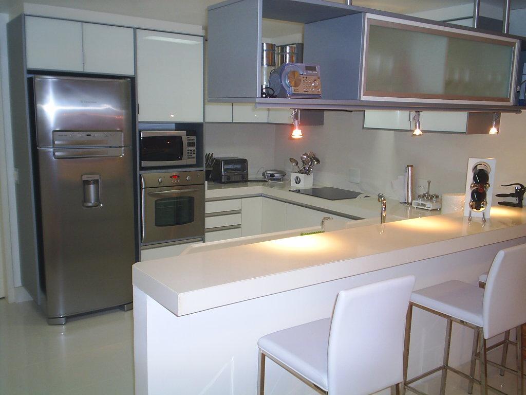 Diário do Nosso Apê: Bancada da cozinha americana #8F693C 1024 768