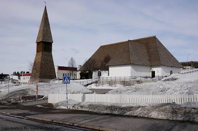 Allhelgonakyrkan, kyrka, Malmberget
