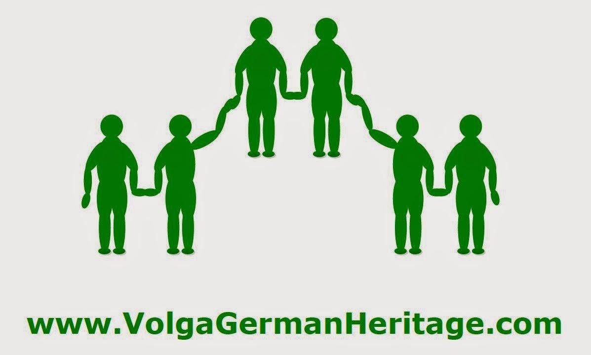 Volga German Heritage