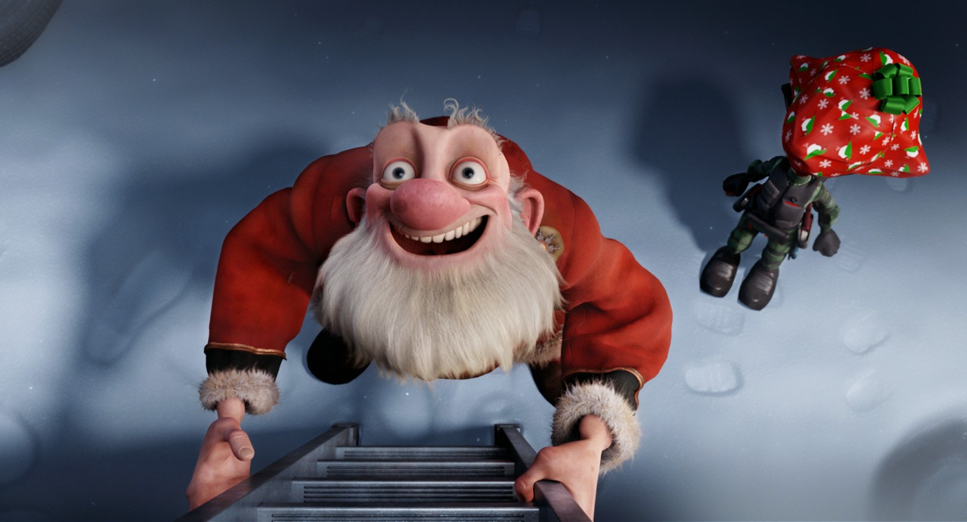 We Have Your Access To See Arthur Christmas In Sacramento ...