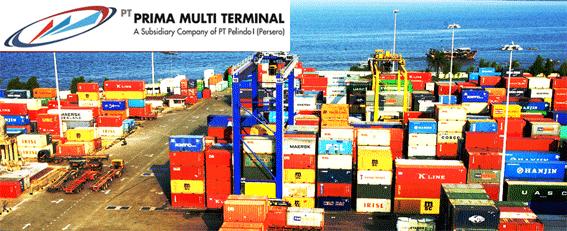 Lowongan kerja PT Prima Multi Terminal Medan - Loker Sumut
