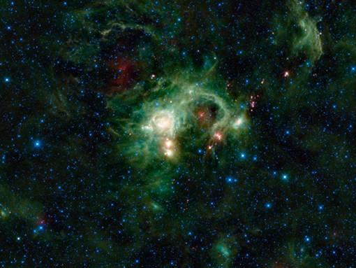 NASA Merilis Ribuan Gambar Menakjubkan Dari Ruang Angkasa yang Diambil oleh Teleskop WISE