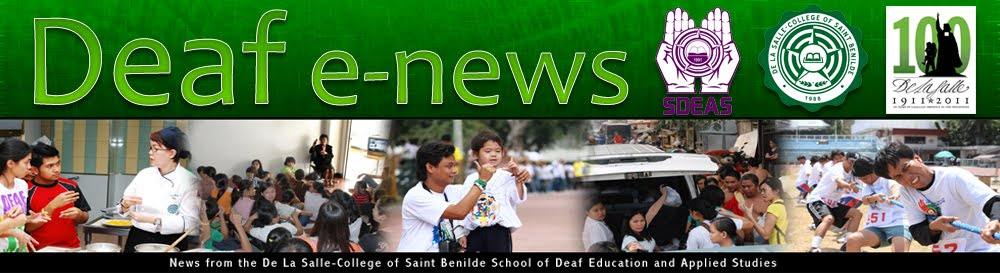 Deaf E-News