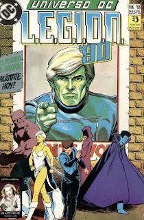 DC Comics Legion 90 Especial