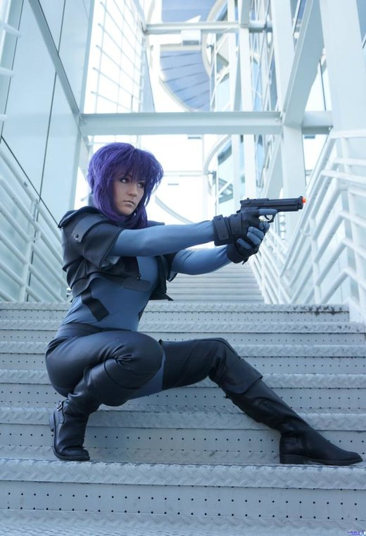 Ghost In The Shell por Blondie1419