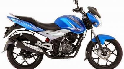 Motor Bajaj Discover 150