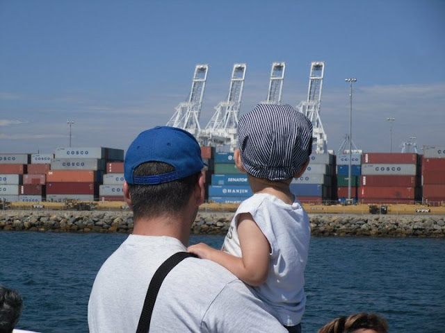 FREE Port of Long Beach Harbor Tours