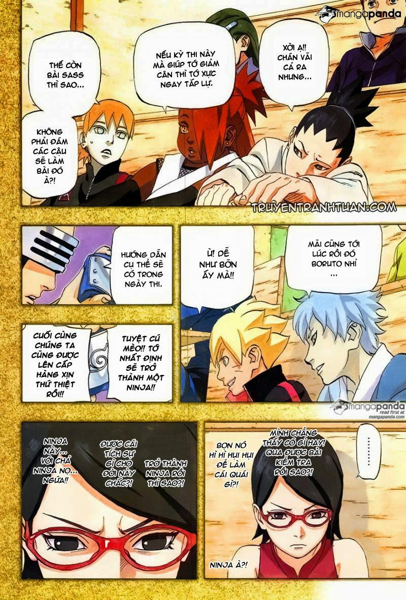Naruto Gaiden – Hokage Đệ Thất chap 1 Trang 4