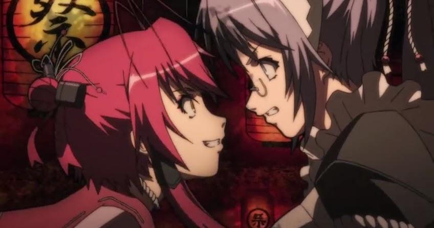 Hyakka Ryouran Season 2: Samurai Bride (UNCENSORED