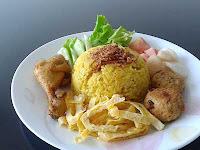 resep nasi kuning rumahan sederhana