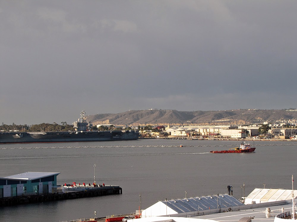 The Bell Curve Of Life San Diego Bay The Next Morning
