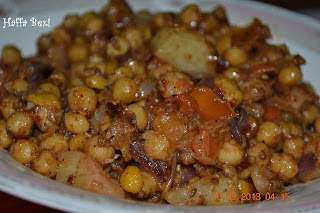 Chana Chaat| Snacks| Potato| Chick pea| Ramadan