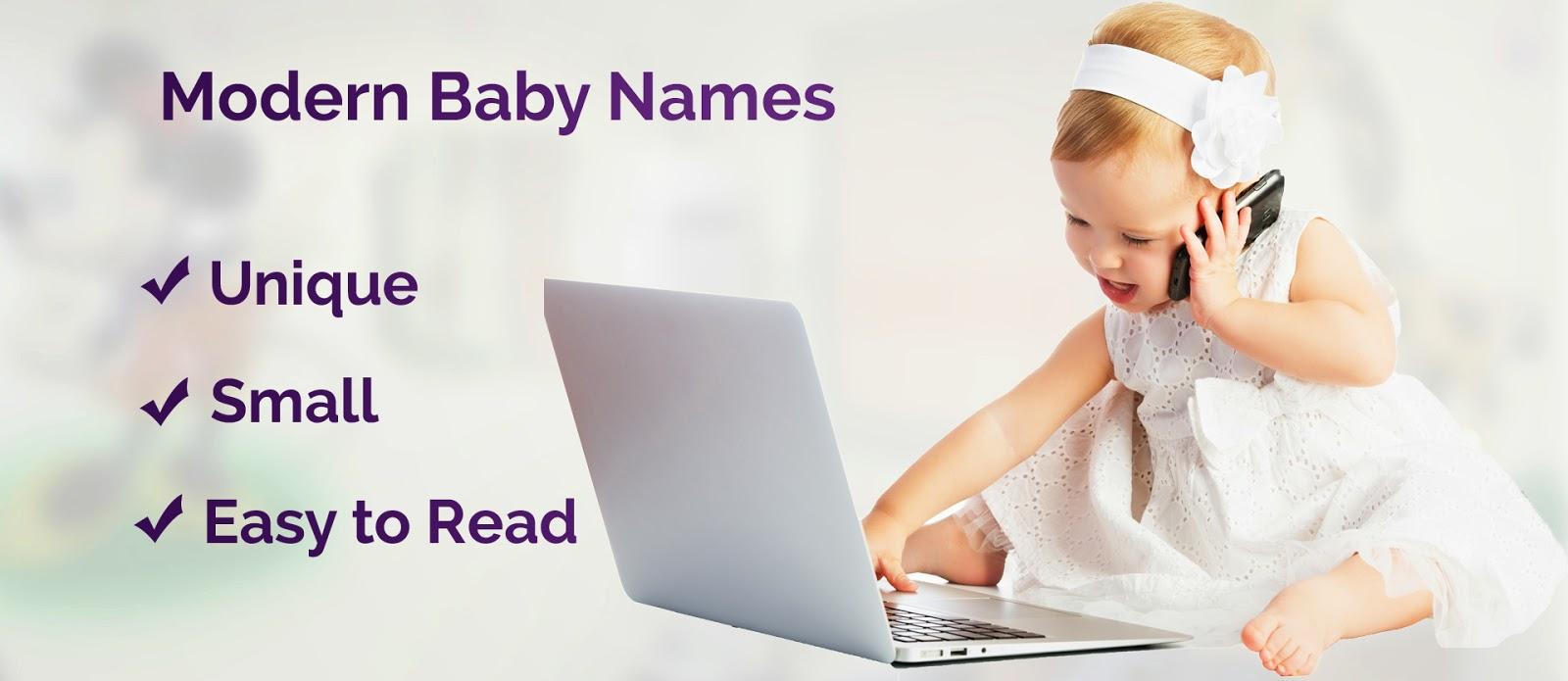 Modern indian baby names blog