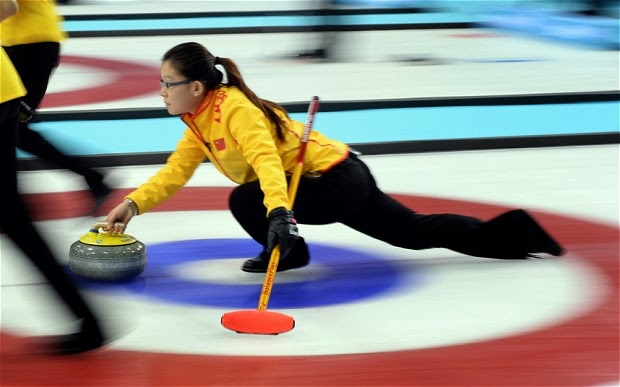 curling 2018 olympics
