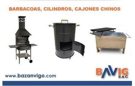 Bavig sac cajamarca fabricaci n de barbacoas cilindros - Cajones para barbacoas ...