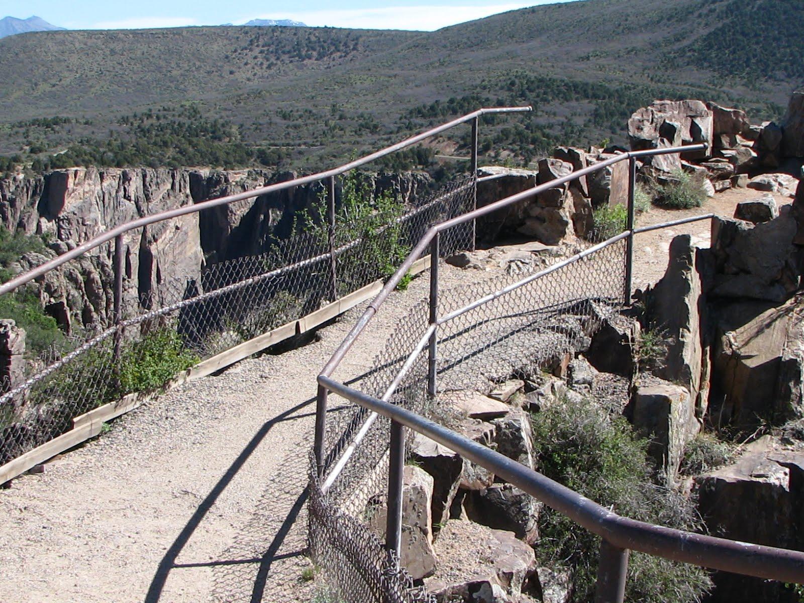 gjhikescom Black Canyon Pulpit Rock
