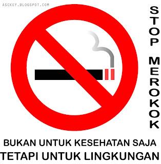 Simbol Larangan Merokok