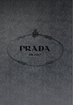Fashion Books, Prada - via TheFashionLush.com