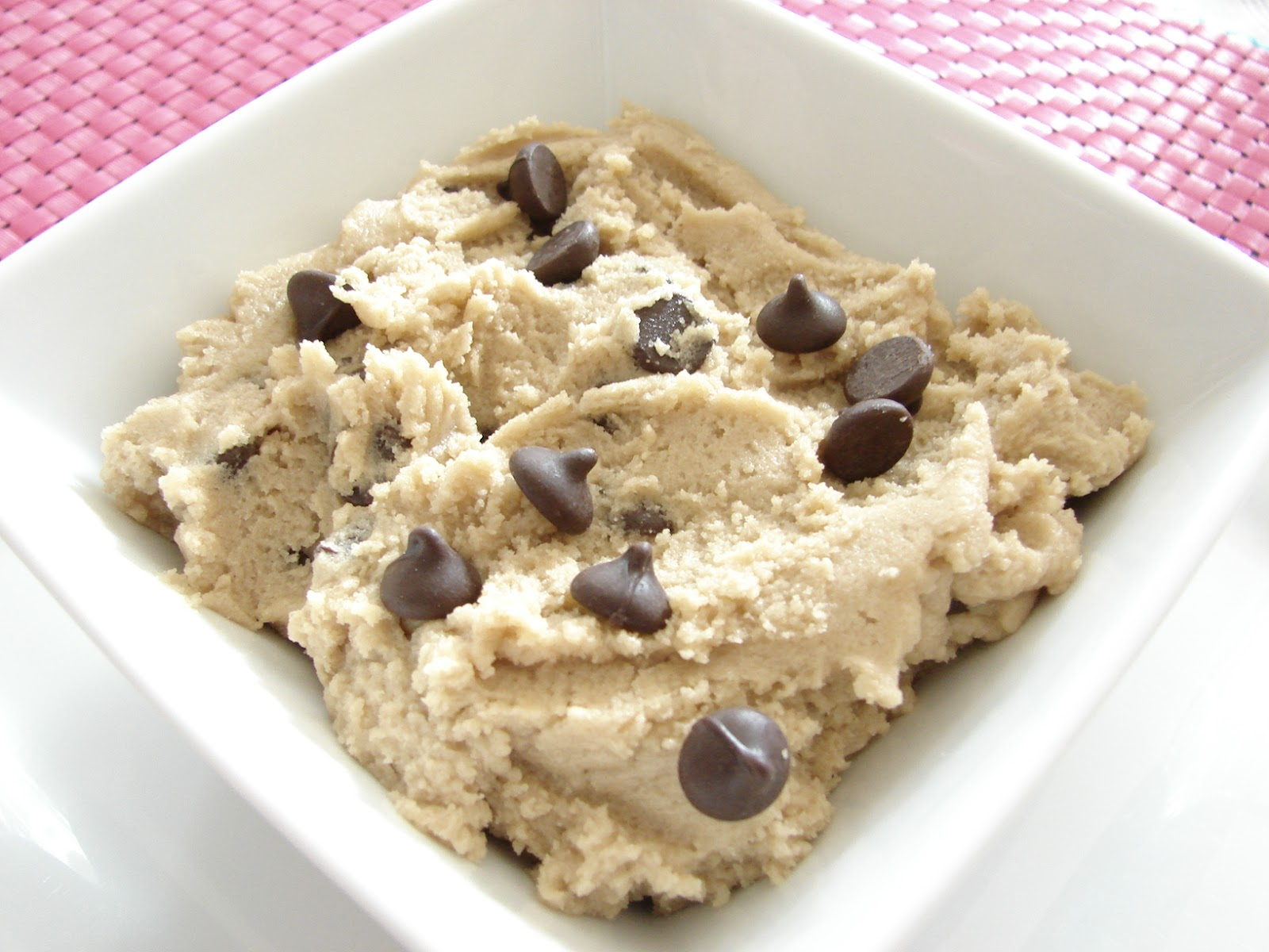 Edible Chocolate Chip Cookie Dough Recipe Without Brown Sugar
