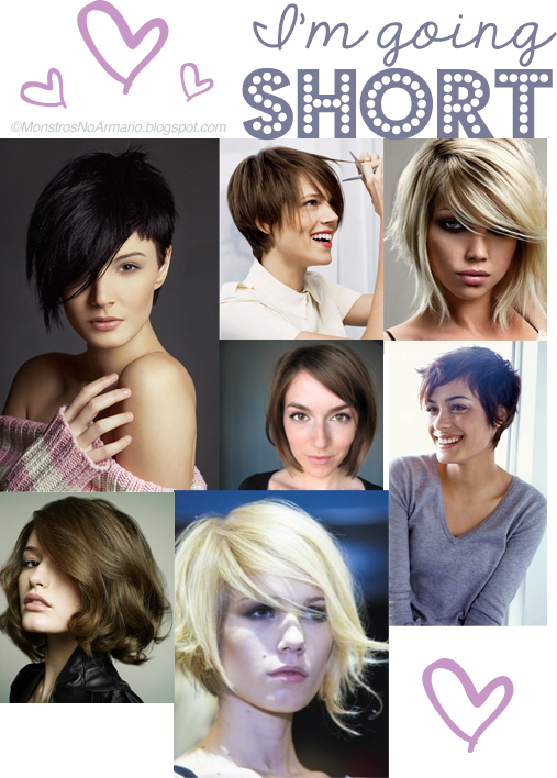 Short Haircuts Inspirations
