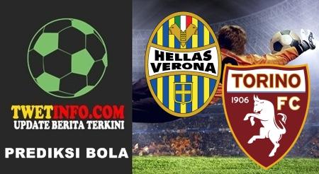 Prediksi Hellas Verona vs Torino, Serie A 13-09-2015