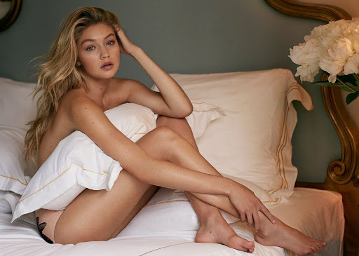Gigi Hadid Vanity Fair Magazine September 2015 Hot Photoshoot