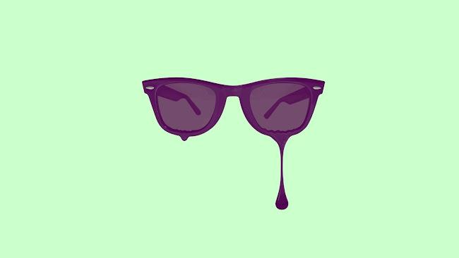 Kacamata karya Noor H. Dee