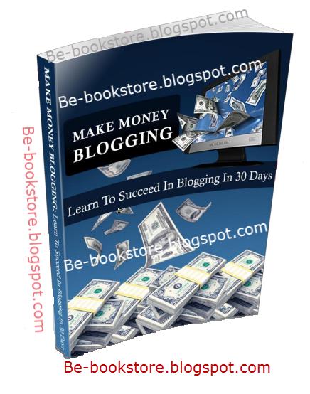 MAKE MONEY BLOGGING - eBook