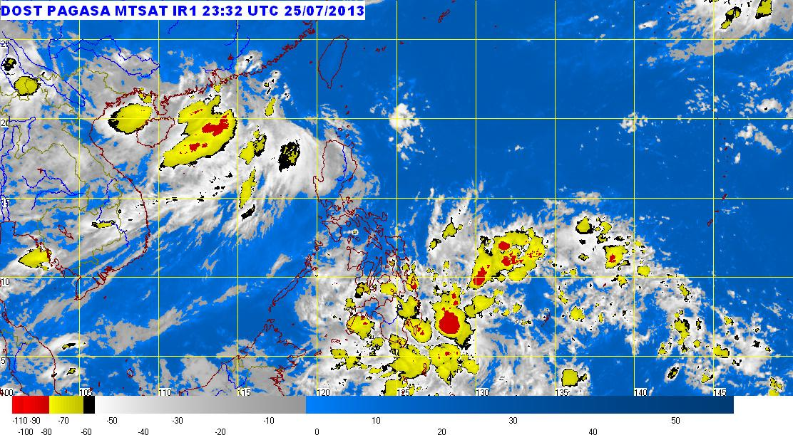 Pagasa Weather Forecast Today July