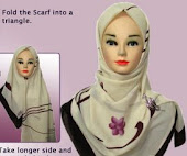 How to tie Hijabs