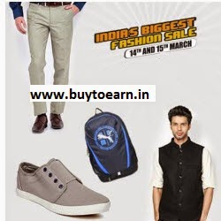 Clothing, Footwear & Accessories 30% to 70% off or more – Myntra Binge Weekends