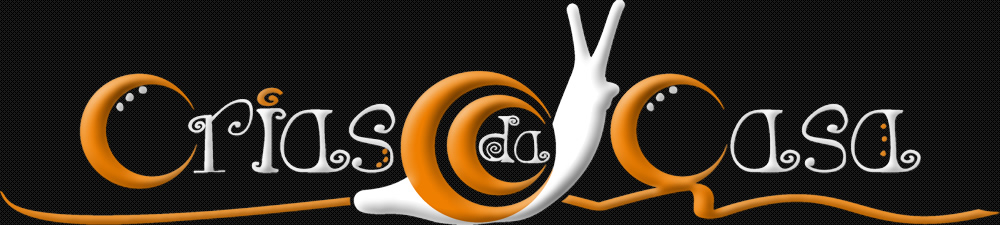 .:: Blogger | Cia Crias da Casa ::.