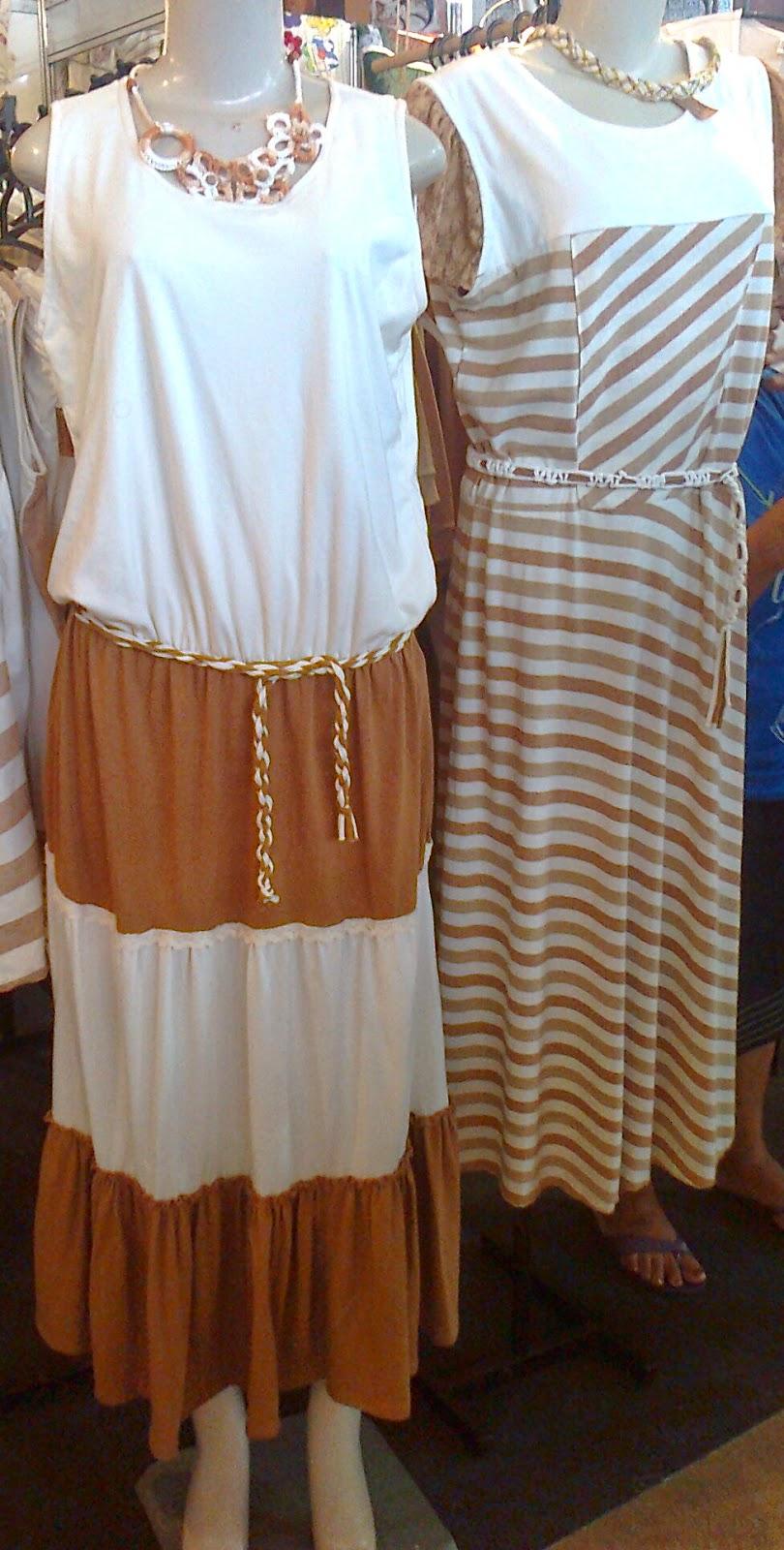 Vestuário de algodão colorido Paraíba