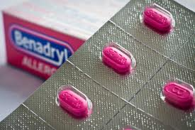 Benadryl Overdose