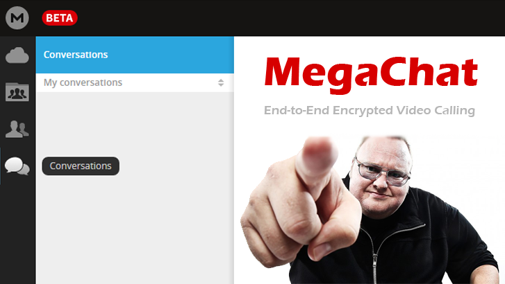 Mega Chat service