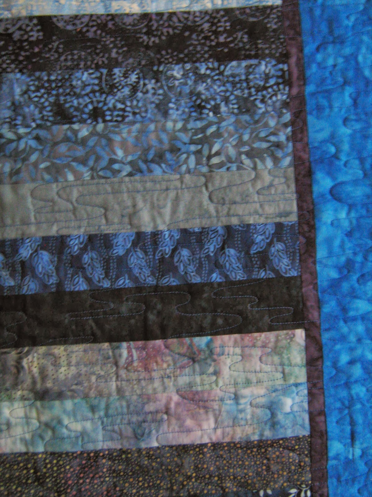 how to add a border on a jelly roll quilt
