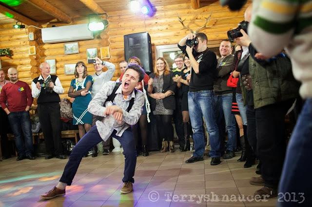 Гойра весілля перший танець
