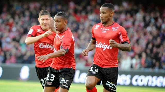Highlights Saint Etienne 2 – 1 Guingamp (Ligue 1)
