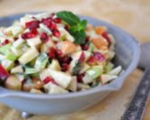 December - Apple Yogurt Salad