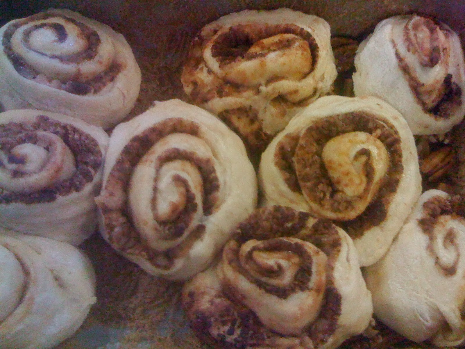 Carol Kindred's beloved cinnamon roll recipe
