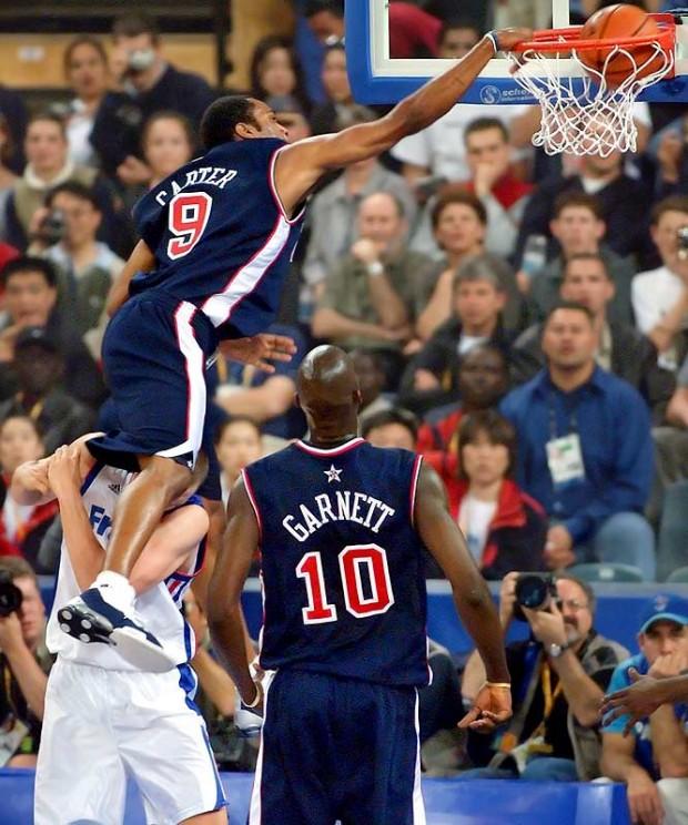 Nike Shox Basketball Vince Carter