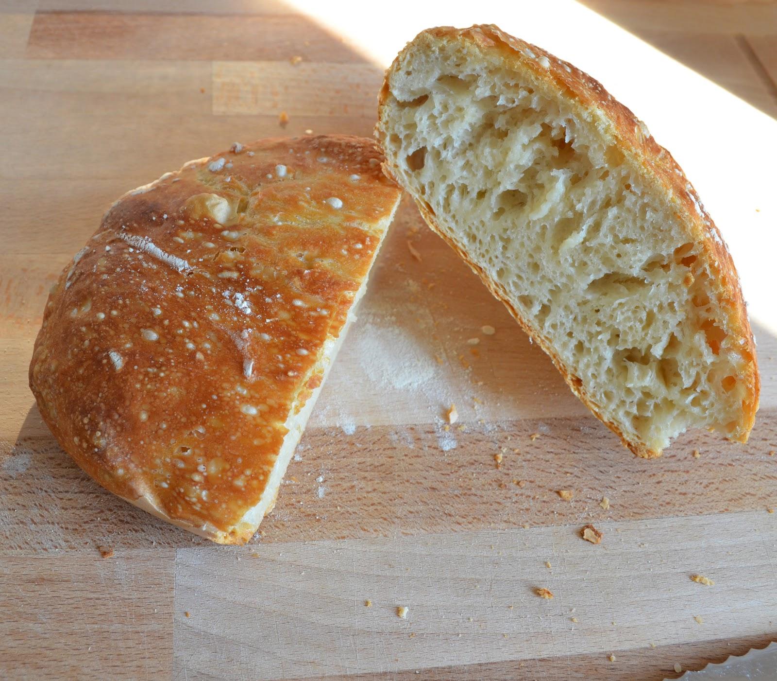 Miri's Kitchen: No-Knead-Bread