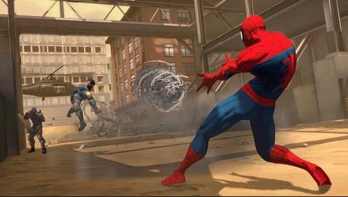 Gameplay Spider-Man: Shattered Dimensions