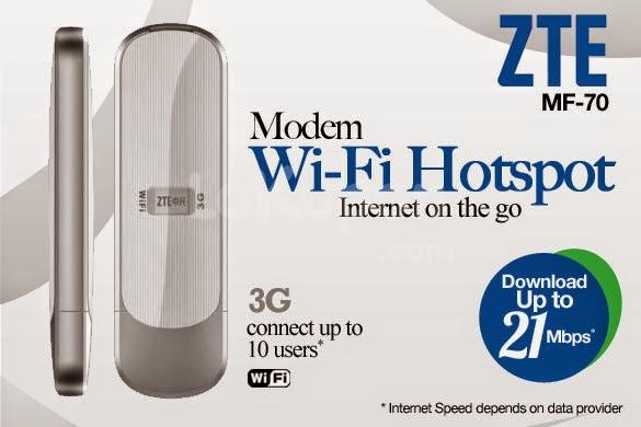 Bagi kalian yang suka atau hobi internet Daftar Harga Modem USB GSM ZTE Bulan November 2014