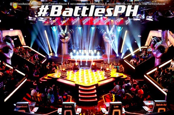 The Voice PH Battle Rounds