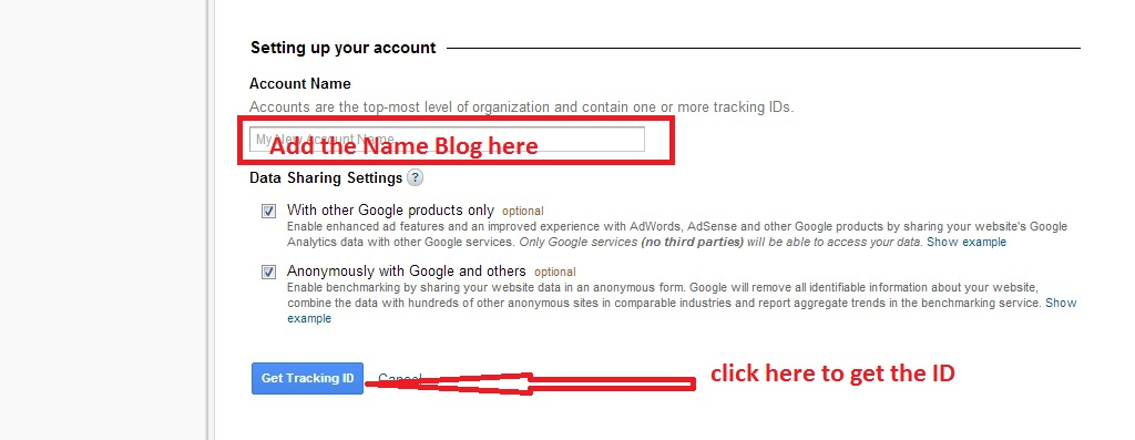 how to add google analytics to html site