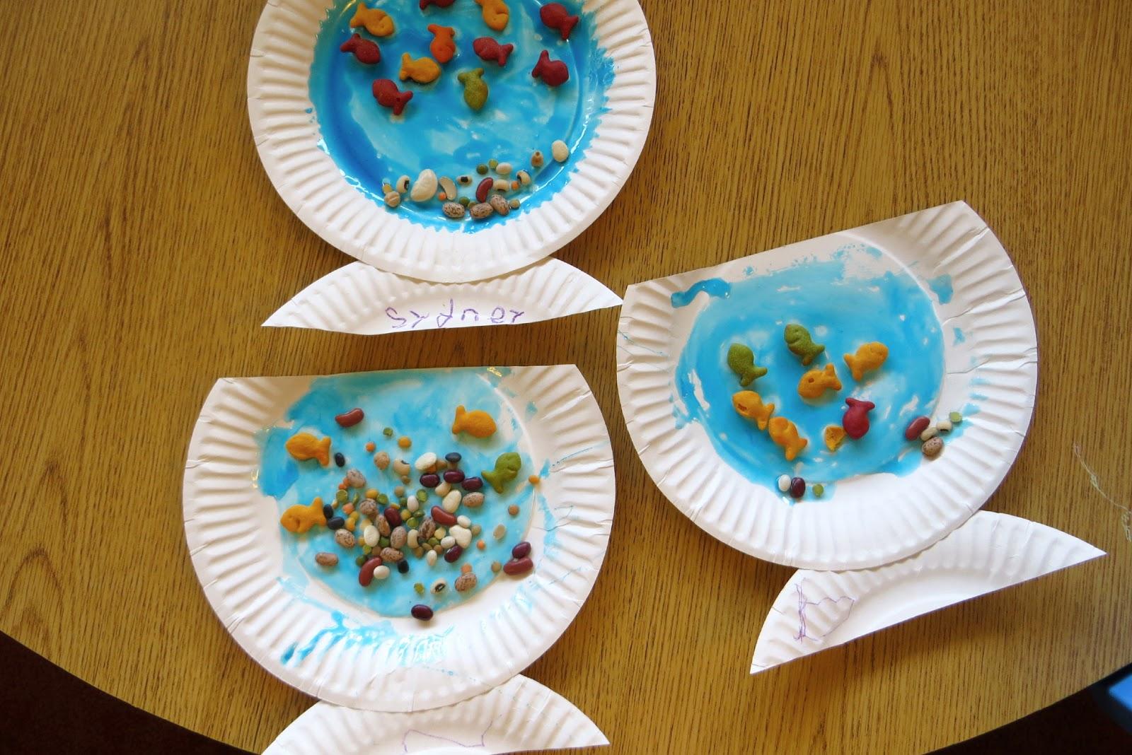 Ms. Sara's Preschool Blog: Dr. Seuss - Fish Bowls